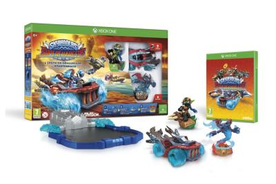 Starter Pack Skylanders SuperChargers Xbox One