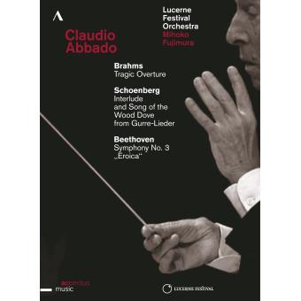 Claudio Abbado & l'orchestre du Festival de Lucerne DVD