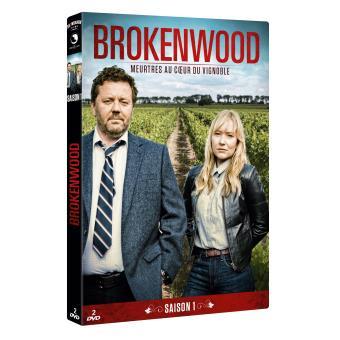 BrokenwoodBROKENWOOD S1 - 2 DVD-FR