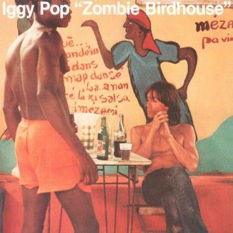 Zombie Birdhouse Vinyle orange Edition Limitée