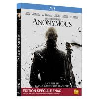 Anonymous - Blu-Ray - Edition Spéciale Fnac