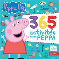 365 activités avec Peppa