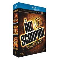 Le Roi Scorpion - L'intégrale - Coffret 3 Films - Blu-Ray