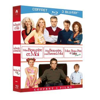 Mon beau-père, coffret de la trilogie Blu-Ray