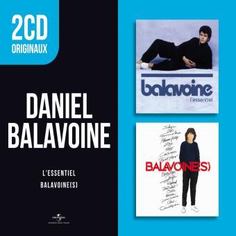 2 CD Originaux : L'Essentiel, Balavoines(s)