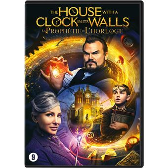 House with a clock in its walls-BIL