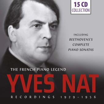 La légende du piano français
