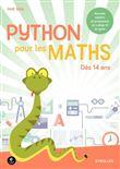 Python pour les maths dès 14 ans
