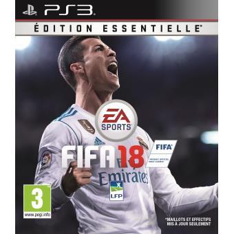 FIFA 18 Edition Essentielle PS3