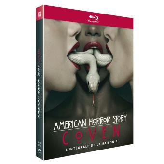 American Horror StoryAmerican Horror Story Coven Saison 3 Blu-ray