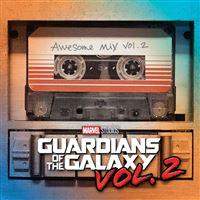 Guardians of the Galaxy 2 Exclusivité Fnac Vinyle Orange