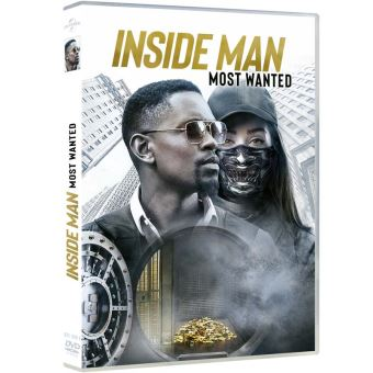 Inside ManInside Man : Most Wanted DVD