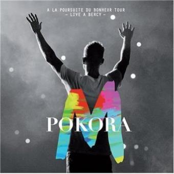 A la Poursuite du Bonheur Tour Live à Bercy Inclus DVD