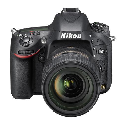 Reflex Nikon D610 Objectif 24 85 mm VR