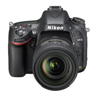 Reflex Nikon D610 + Objectif 24-85 mm VR