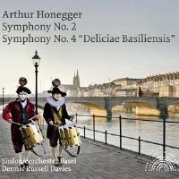 Symphony no.2 & 4