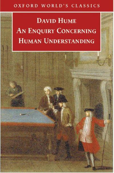 An Enquiry concerning Human Understanding - 9780191607363 - 10,39 €