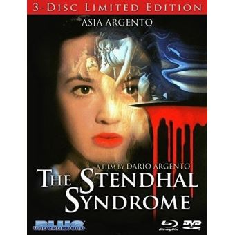 The Stendhal Syndrome Combo Blu-ray DVD