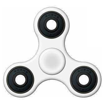 fidget hand spinner spinmax blanc jusqu 3 mn de rotation jeu d 39 adresse achat prix fnac. Black Bedroom Furniture Sets. Home Design Ideas