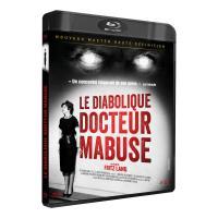 Le diabolique Docteur Mabuse Blu-ray