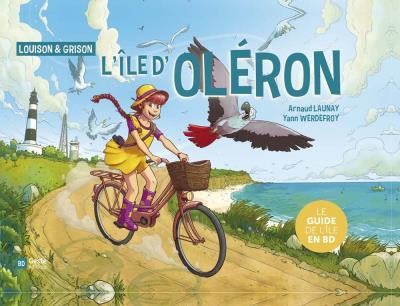 Oléron, l'île Louison et Grison