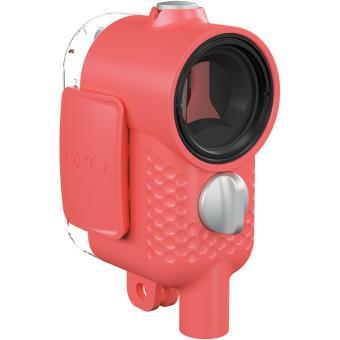 Caisson de protection rigide DxO Outdoor Shell Rose pour DxO One