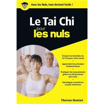 Taï Chi Poche Pour les nuls