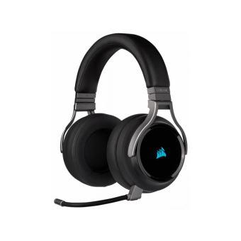 Corsair virtuoso rgb wireless hi-fi gaming headset carbon