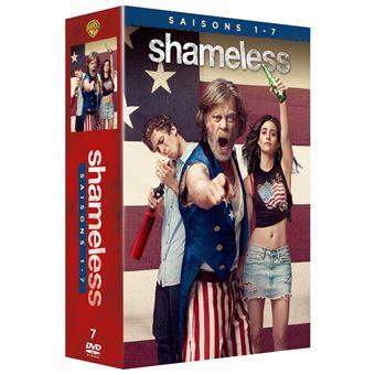 ShamelessCoffret Shameless Saisons 1 à 7 DVD