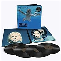 NEVERMIND 20TH ANNIVERSARY EDITION/4LP