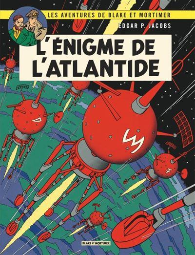 Blake & Mortimer - L'Énigme de l'Atlantide