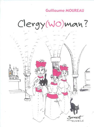 Clergy woman