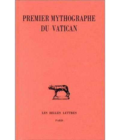 Le Premier mythographe du Vatican
