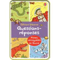 Ma boîte de fiches : Questions-réponses