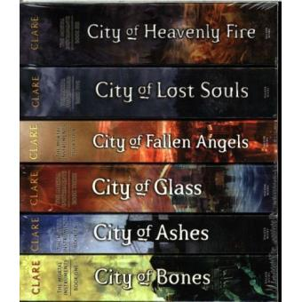The Mortal Instruments 1 6 Slipcase