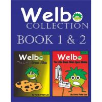 Welbo Book 2: The Little Green Aliens Space Mission (Welbo Series)