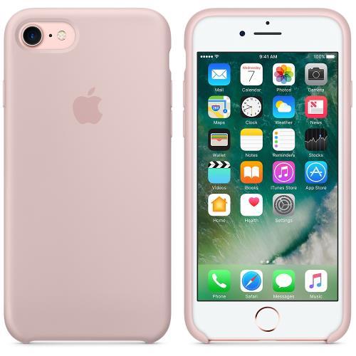 coque apple rose iphone 7