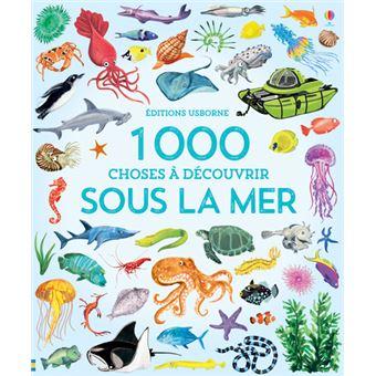 1 000 choses à découvrir sous la mer