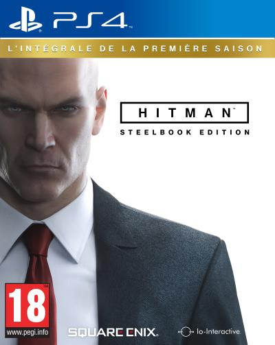 Hitman : The Complete First Season PS4