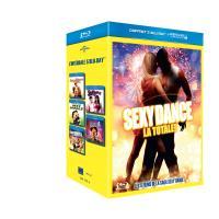 Sexy dance, Coffret intégral Blu-Ray