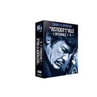 Coffret Un justicier dans la ville L'intégrale 1-5 Blu-ray