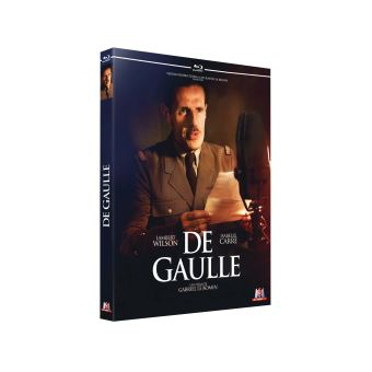 De Gaulle Blu-ray