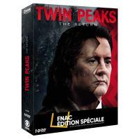 Twin Peaks The Return Edition spéciale Fnac DVD