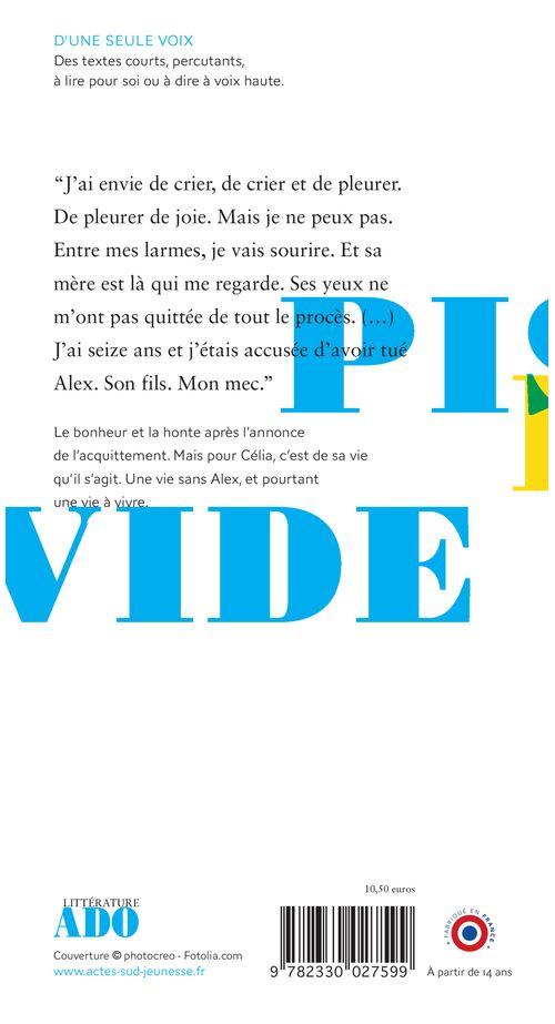 La Piscine Etait Vide Broche Gilles Abier Achat Livre Fnac