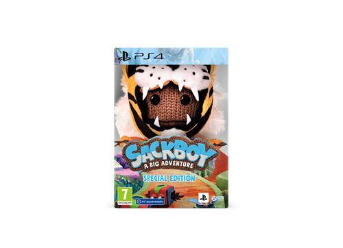 Sackboy A Big Adventure! PS4 Special Edition