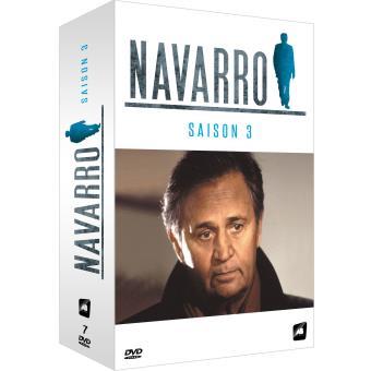 NavarroNavarro Saison 3 Coffret DVD