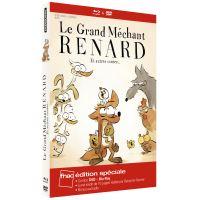 Le Grand Méchant Renard et autres contes Edition spéciale Fnac Combo Blu-ray DVD