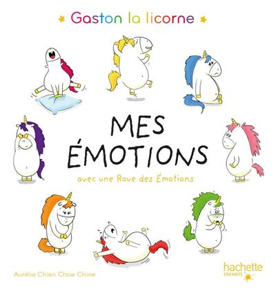 Mes émotions - 9782017074021 - 8,99 €