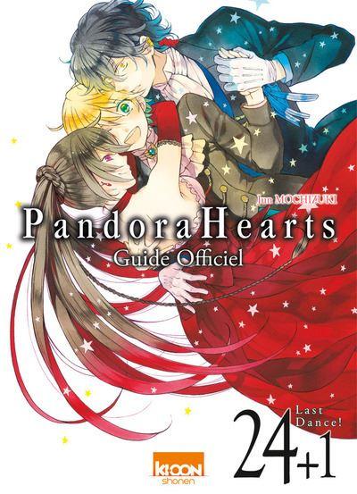 Pandora Hearts T24+1