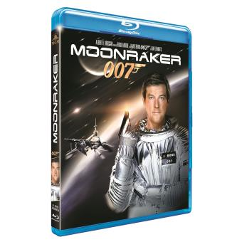 James BondMoonraker Blu-ray